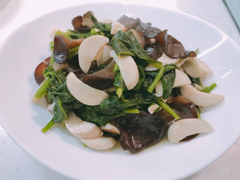 🍄菇菇皇宮菜