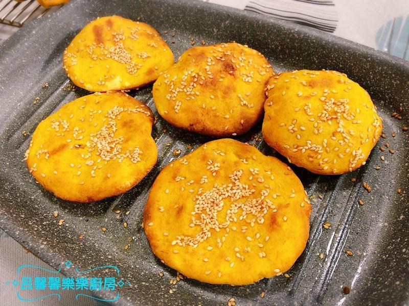 南瓜煎餅🥞(水波爐料理)