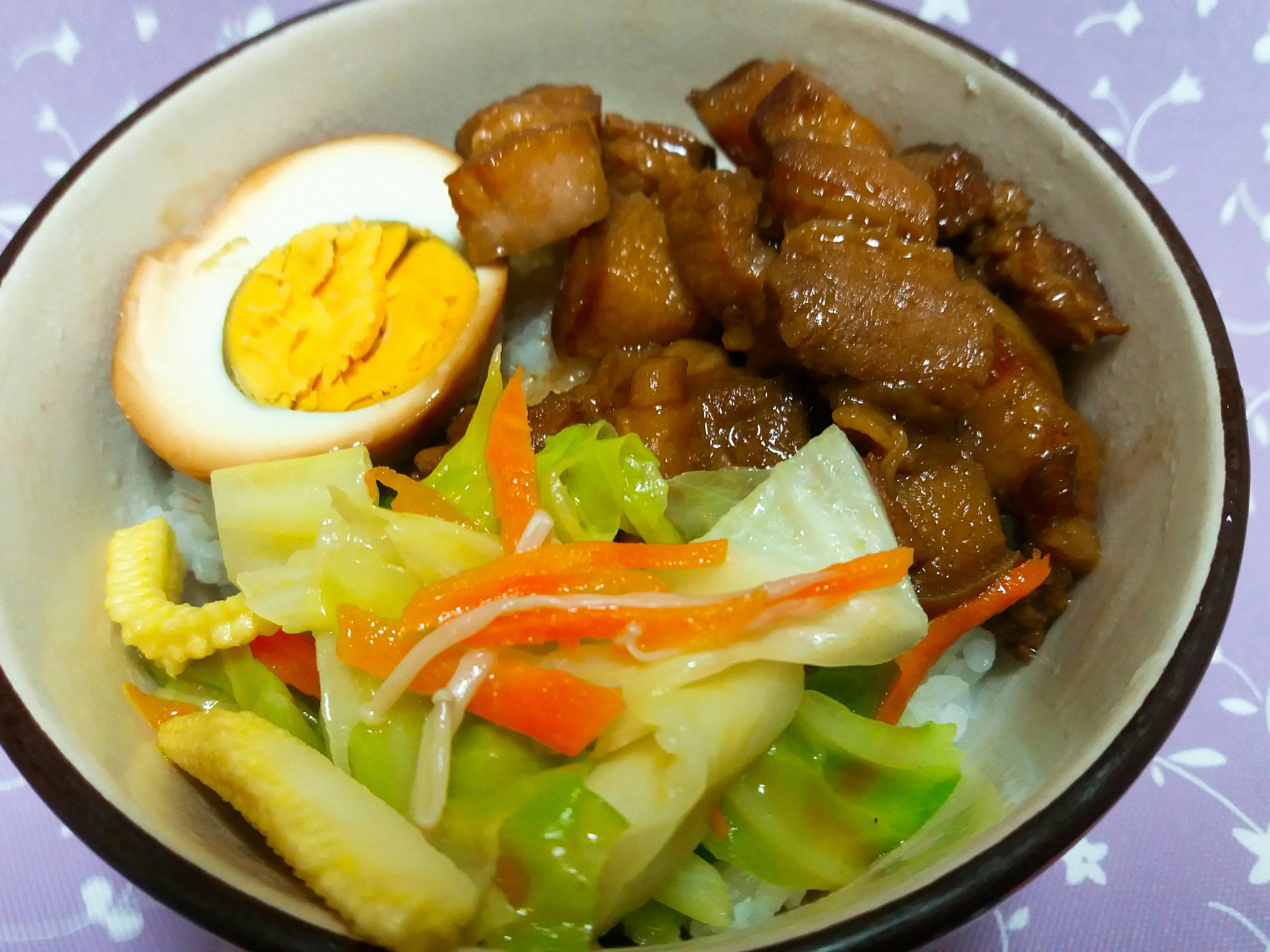 精燉魯肉飯🍛