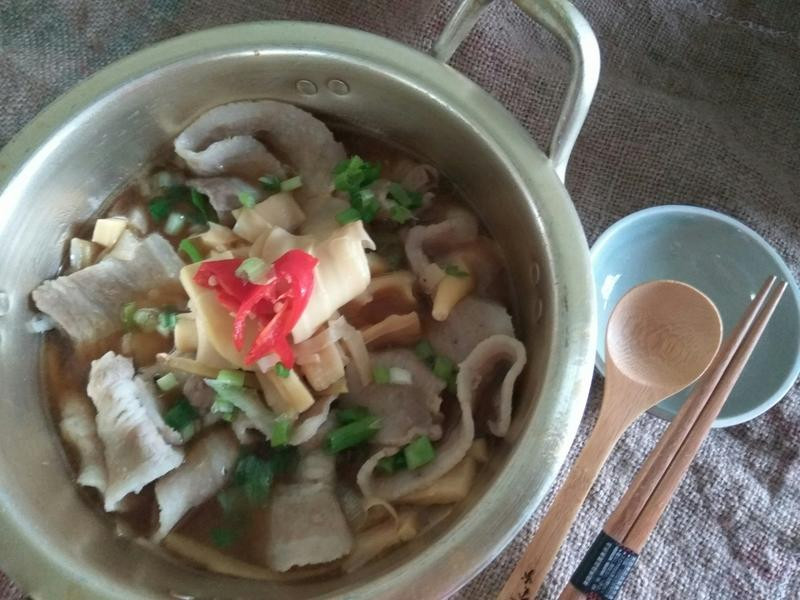 十分鐘上菜-桂竹筍滷肉