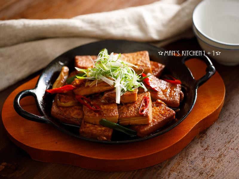 (影音) 紅燒豆腐