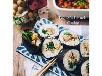 韓式親子紫菜包飯-【好菇道親子食光】