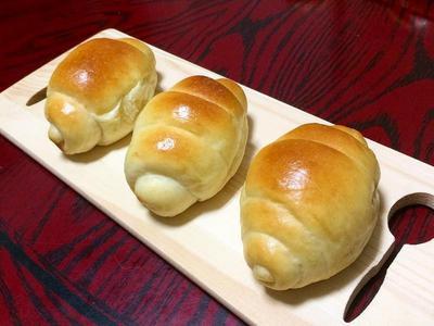 奶油卷麵包