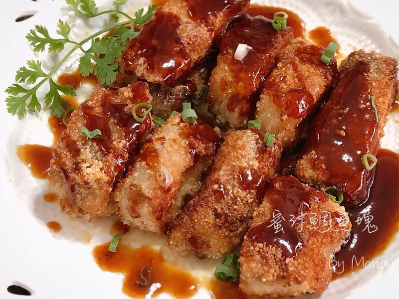 蜜汁鯛魚塊【李錦記】