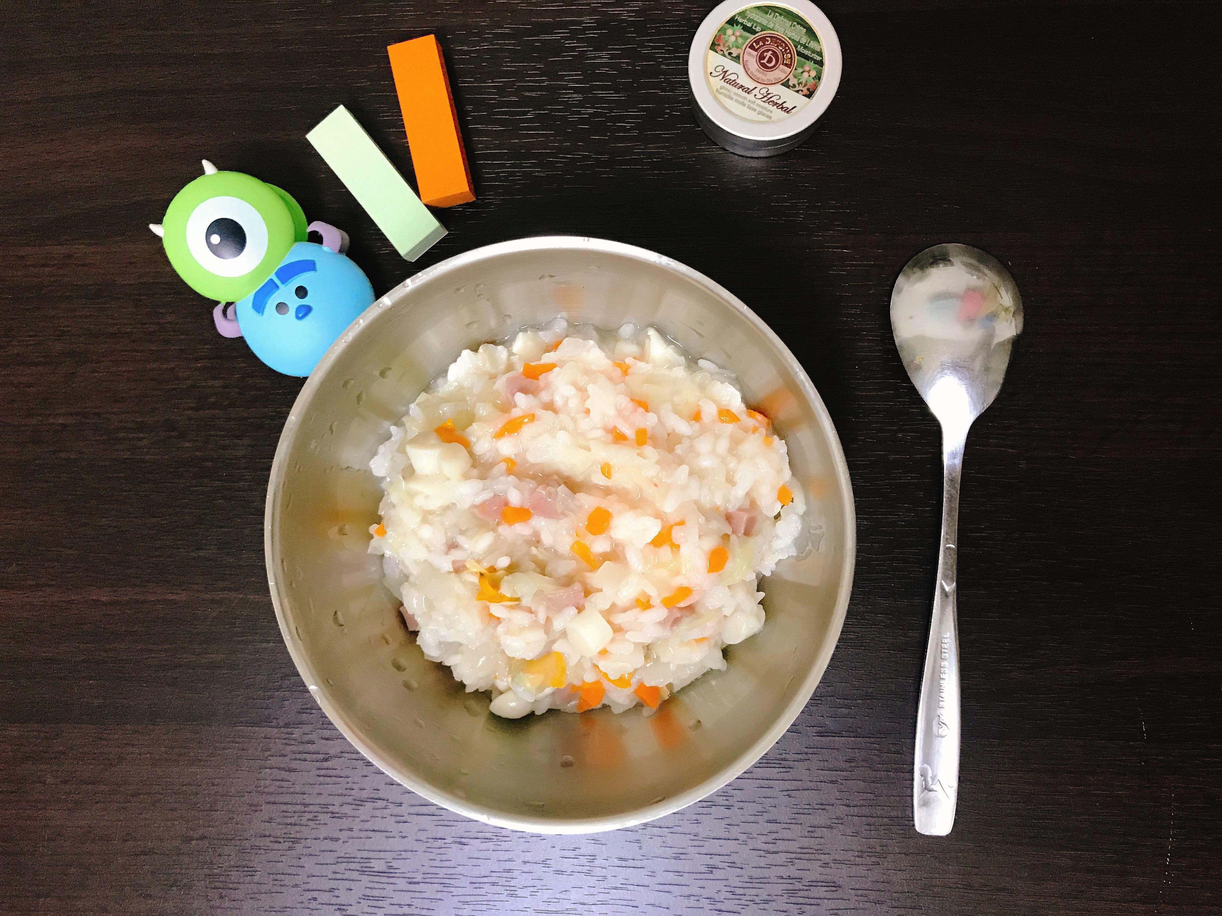 快煮鍋|蛤蜊洋蔥燉飯