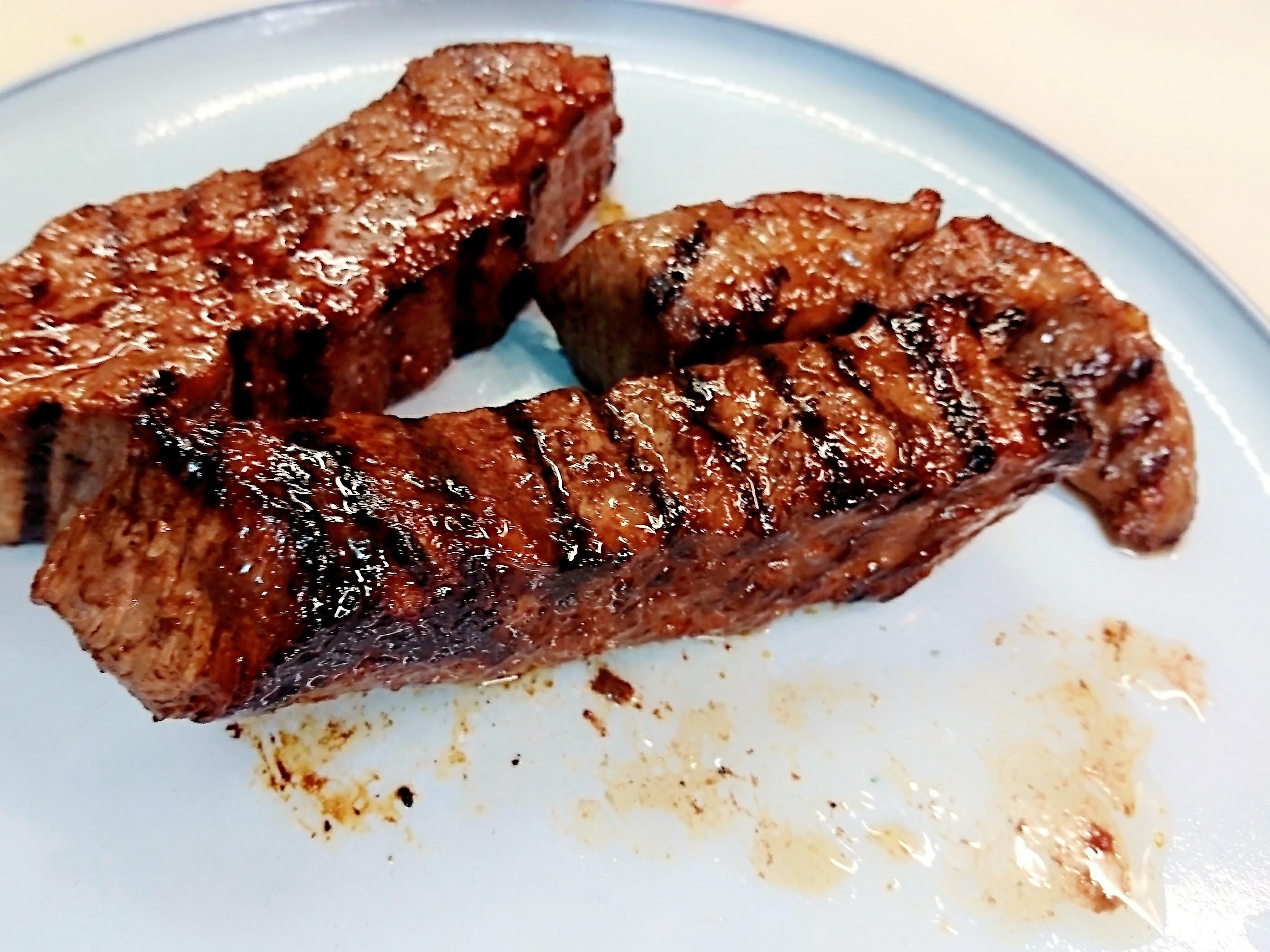 烤箱版- 炭烤牛小排