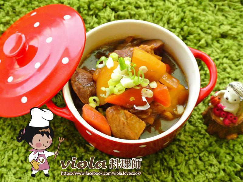 日式馬鈴薯燉肉
