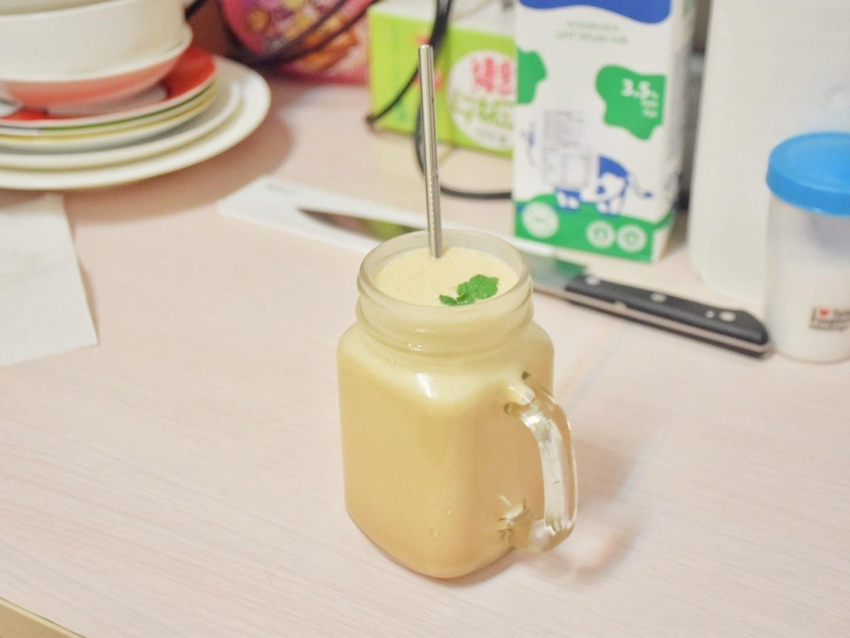 牛奶糖奶昔
