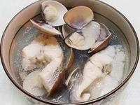 【厚生廚房】文蛤鱸魚湯