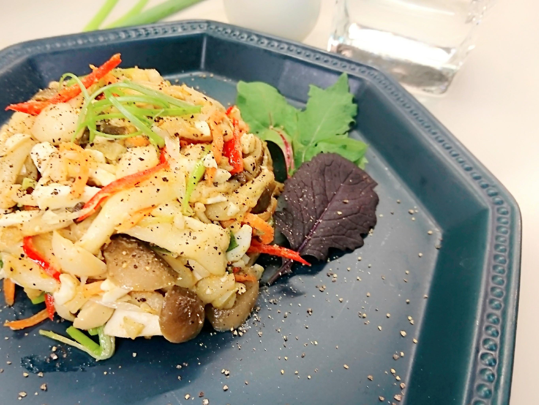 金莎奶油黑胡椒菇菇