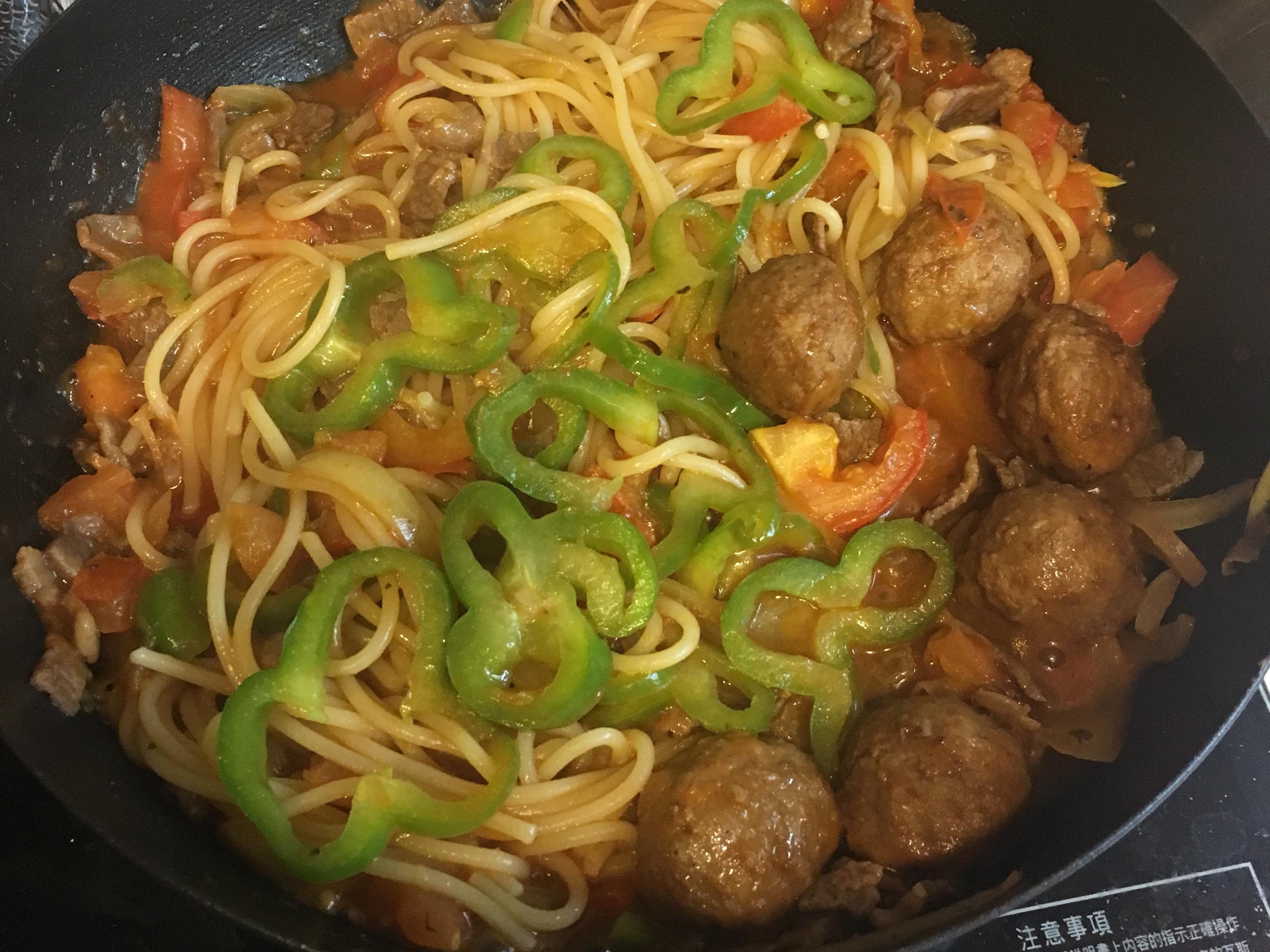 一鍋 日式/台式 義大利麵