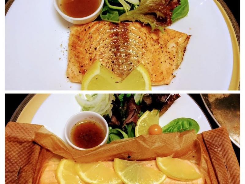 煎(烤)鮭魚今晚你想吃哪道?