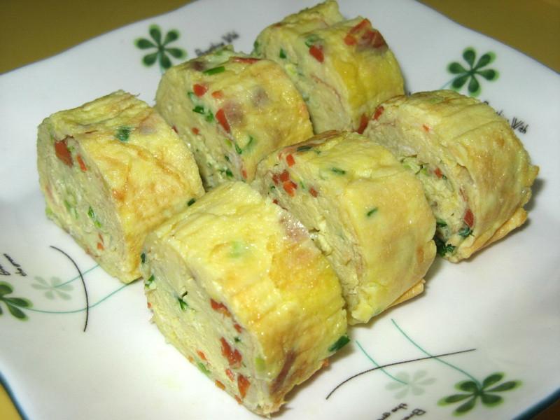日式厚蛋燒(玉子燒)
