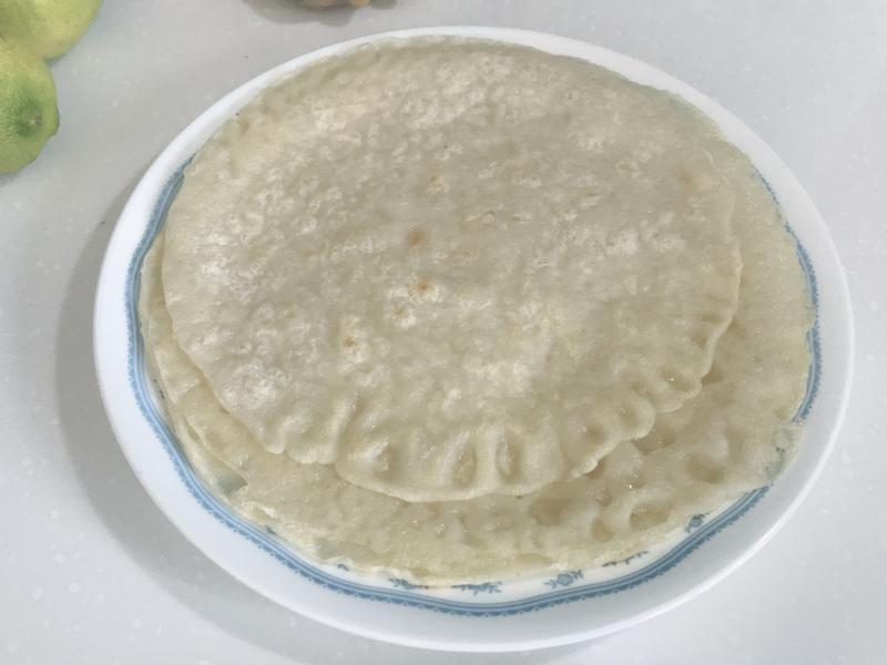 手工蛋餅皮