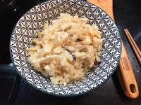 香菇竹筍炊飯