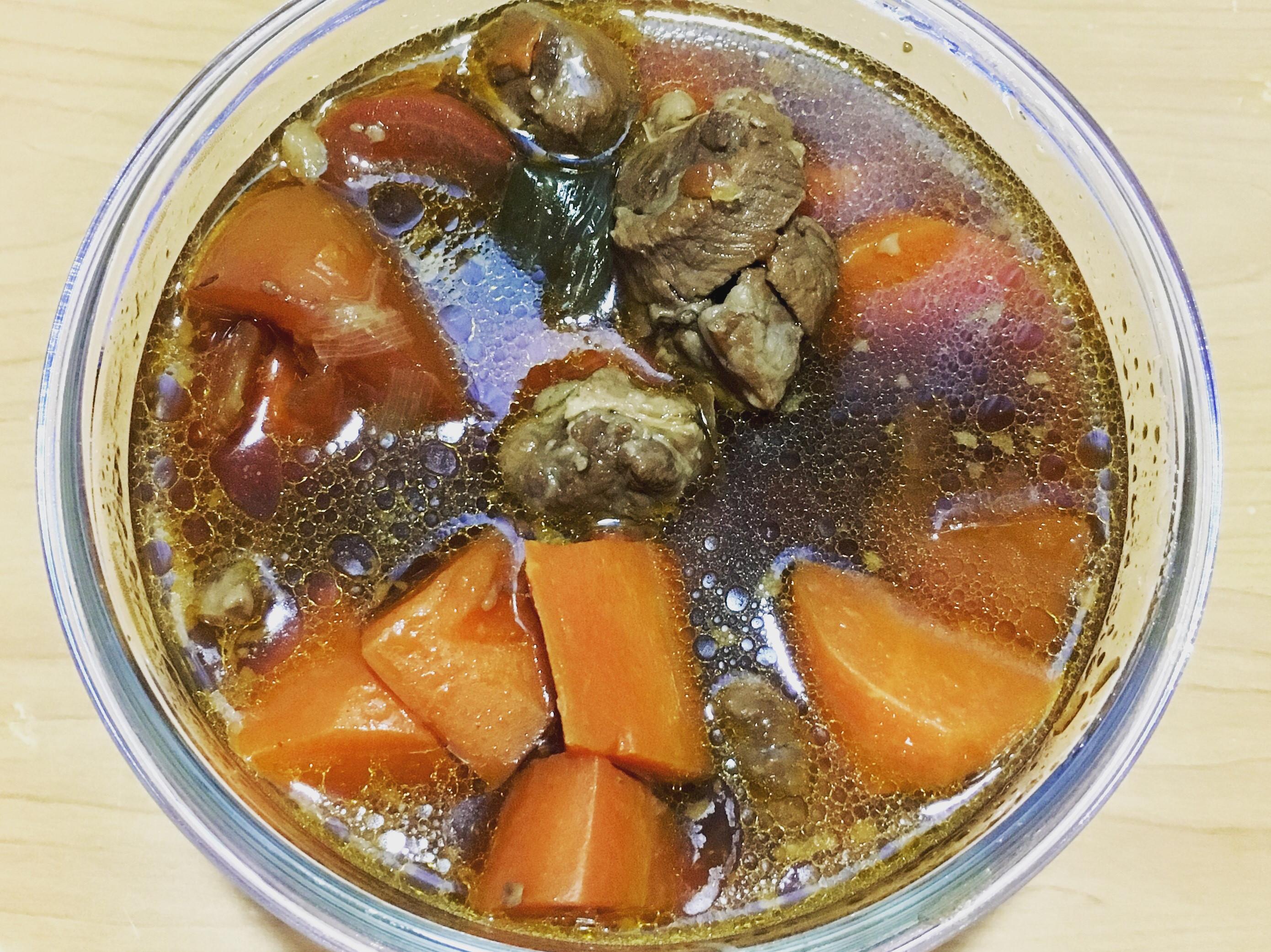 「番茄滷牛肉🍅🥩」(電鍋版)