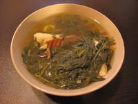 *Re*西洋菜魚片湯