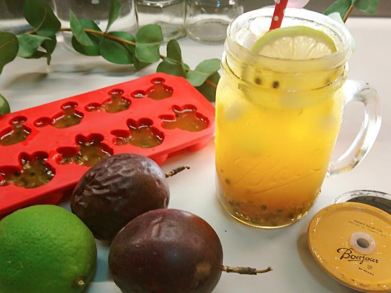 百香果檸檬醬