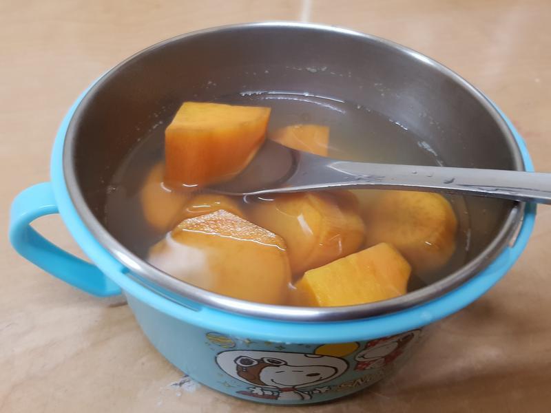 親子手作:薑汁地瓜