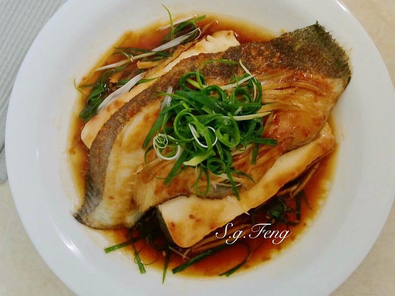 蒸鱈魚豆腐