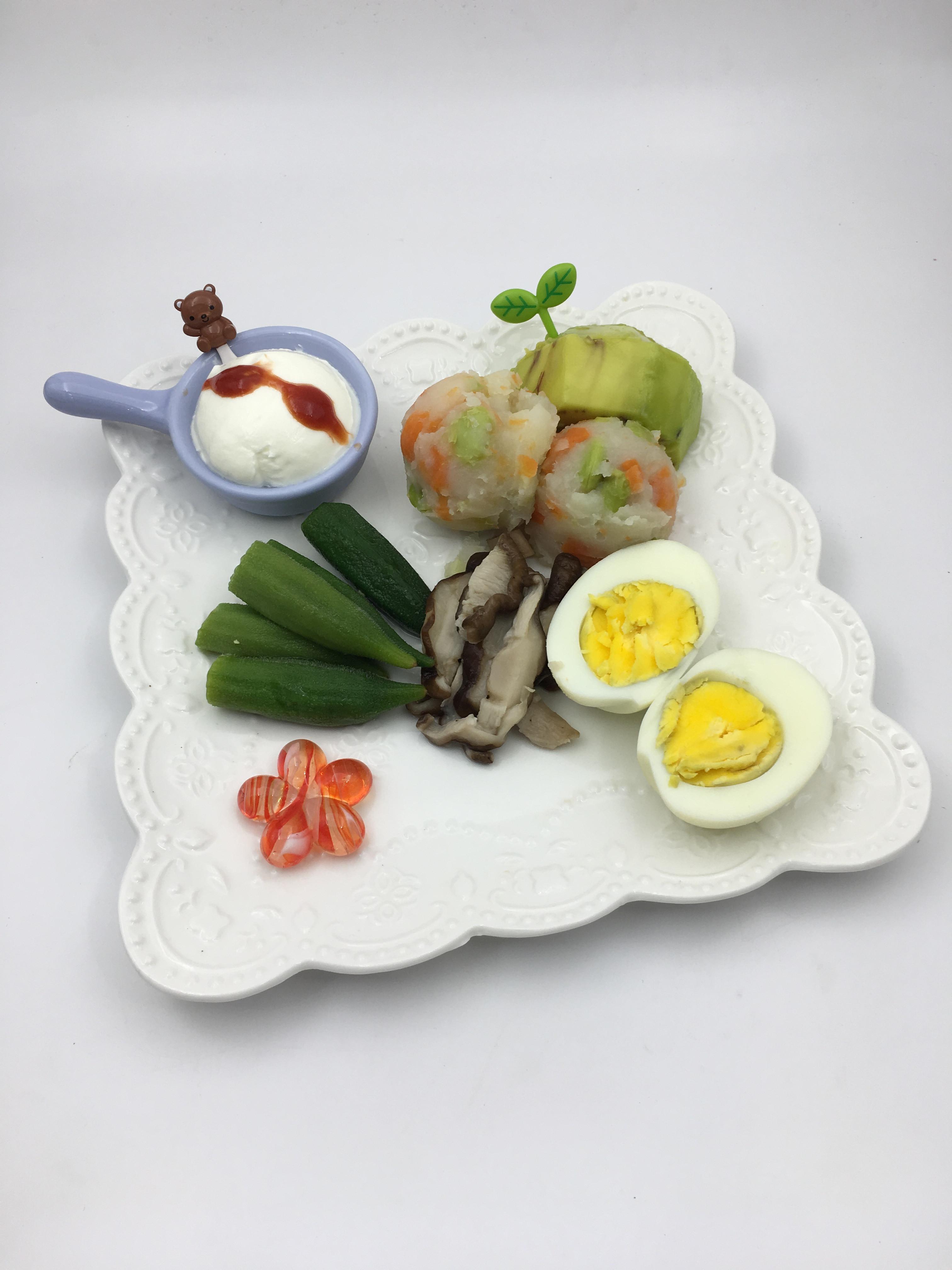 希臘優格馬鈴薯蛋沙拉