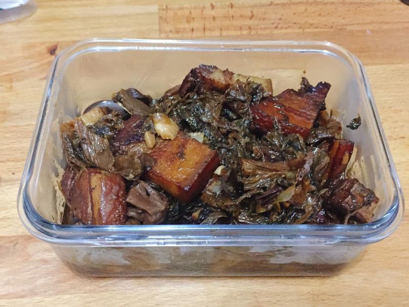 超級下飯-梅干扣肉