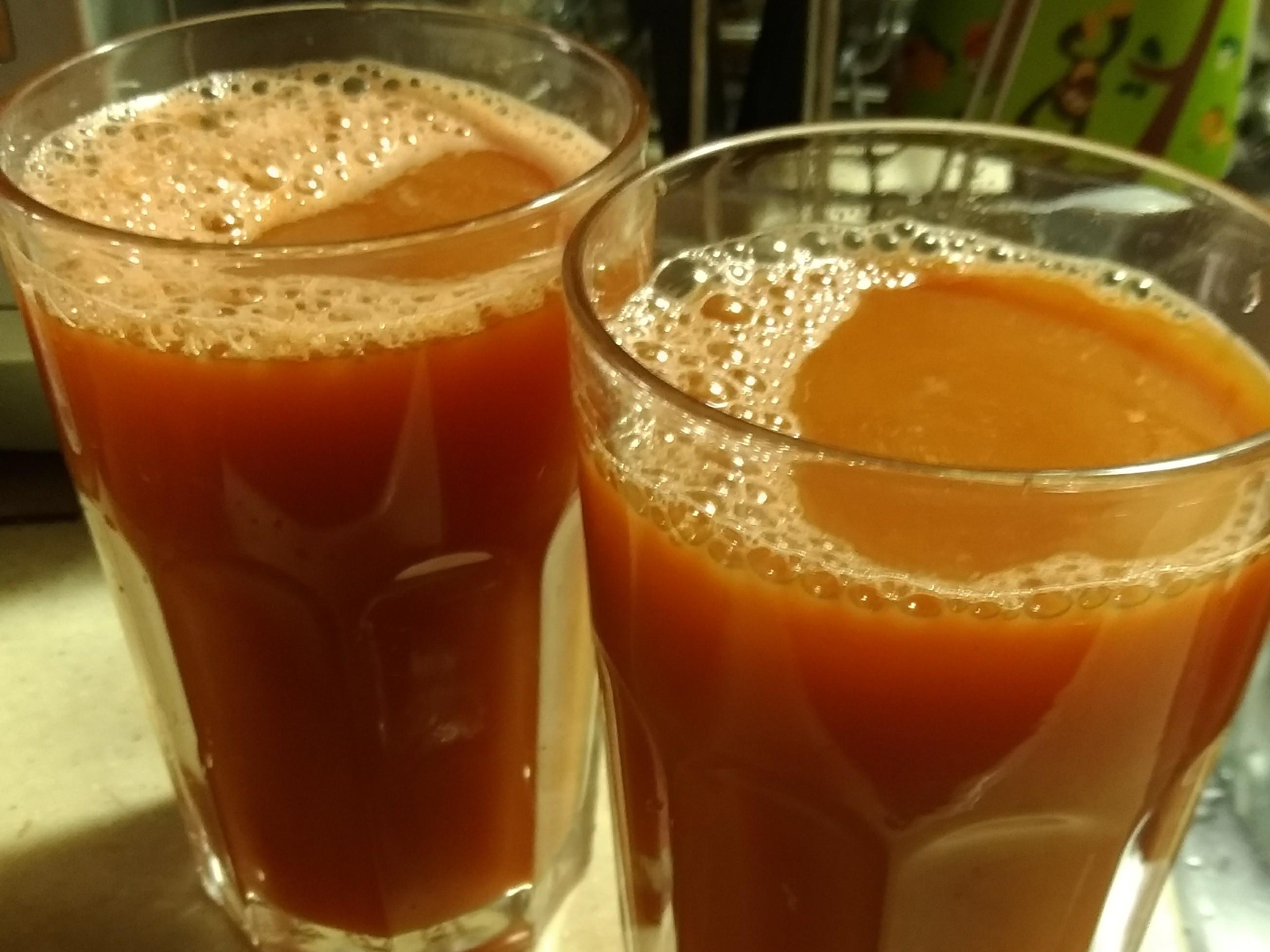 蔔蜜果菜汁