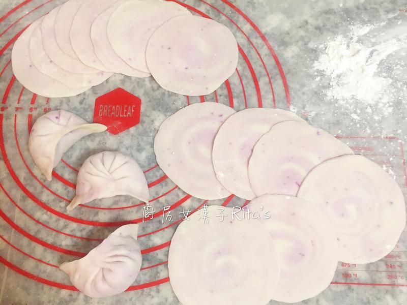 自製水餃皮