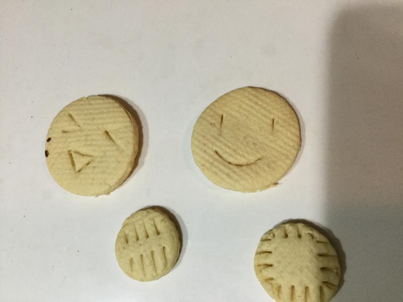 奶油手工餅乾(出自 魚乾 )