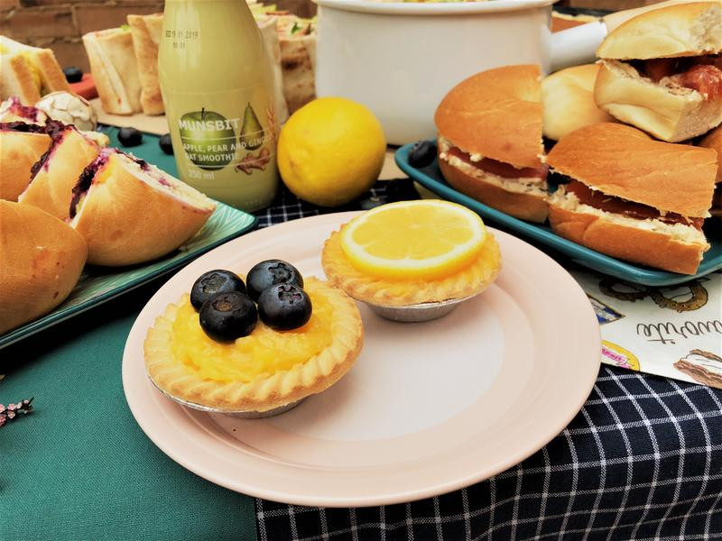 法式檸檬醬(蛋奶素)
