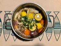 彩虹蔬菜排骨湯