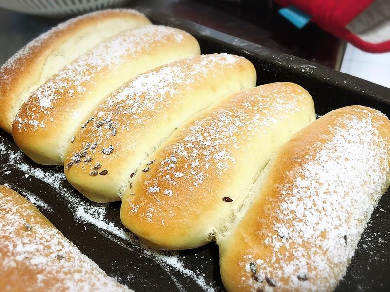 《麵包機》省時又牽絲好吃的溫莎麵包