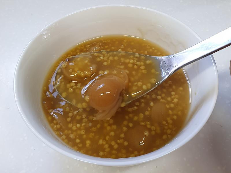 桂圓紅棗小米甜湯~養身料理*月子餐