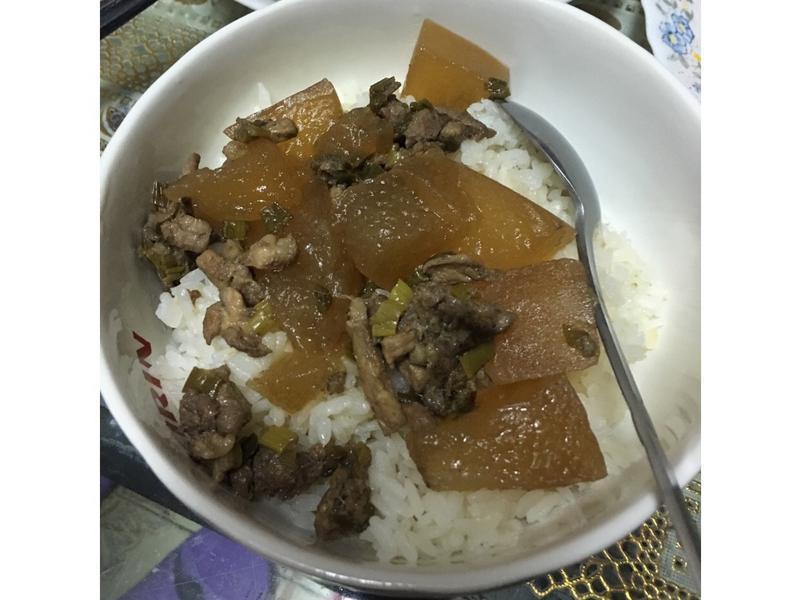 冬瓜燉肉✨