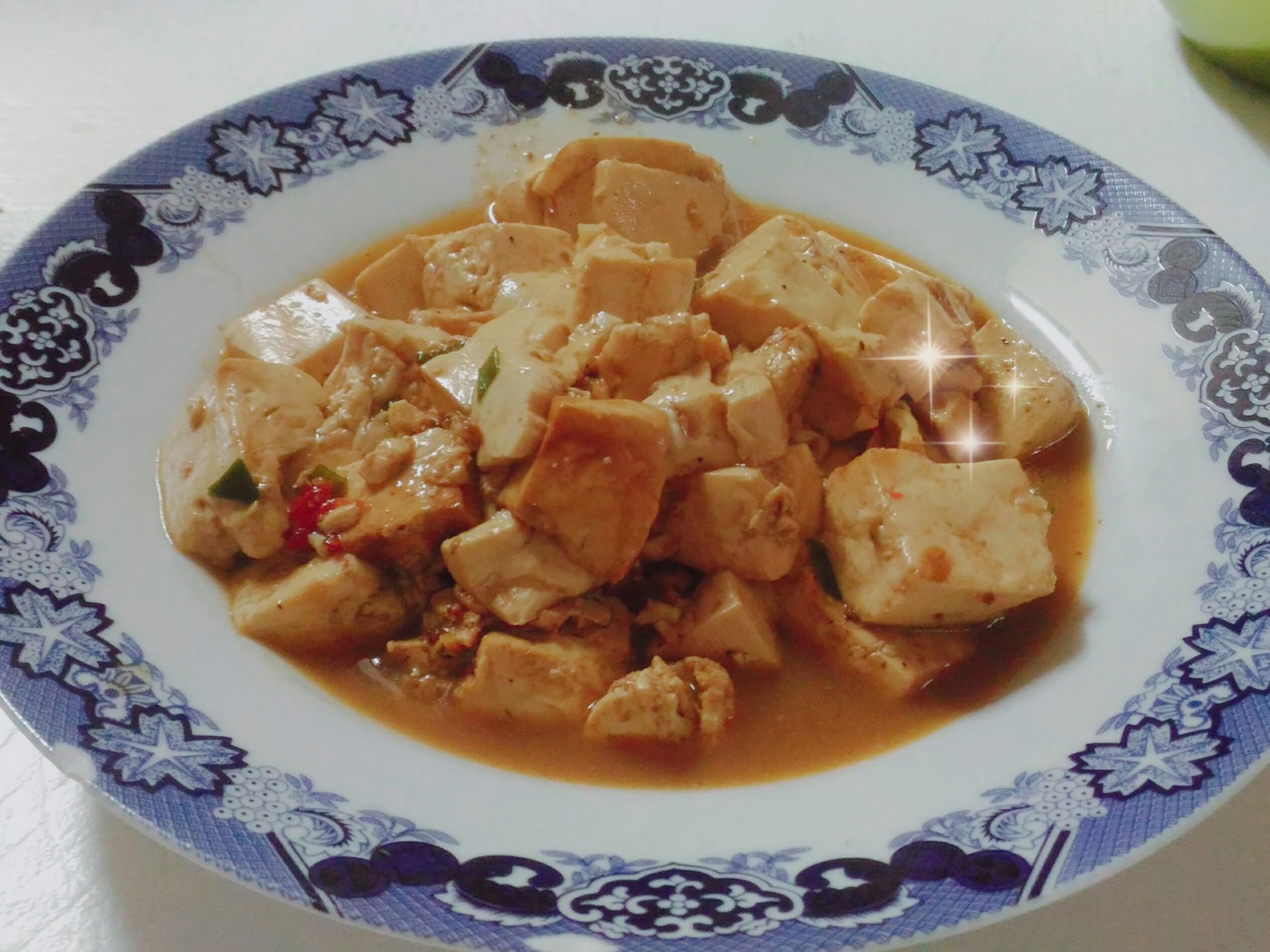 麻婆豆腐🍴