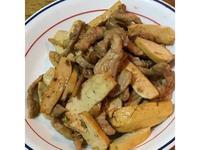 豆干炒肉絲