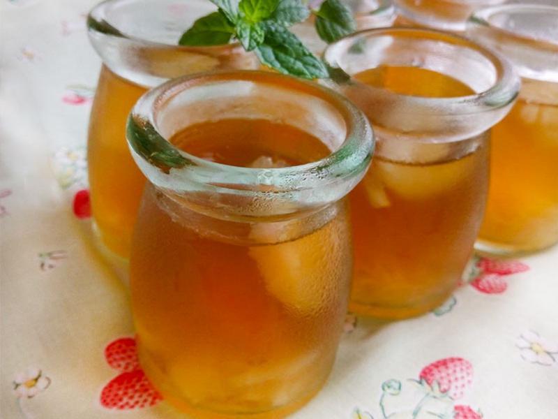蜂蜜柚子凍
