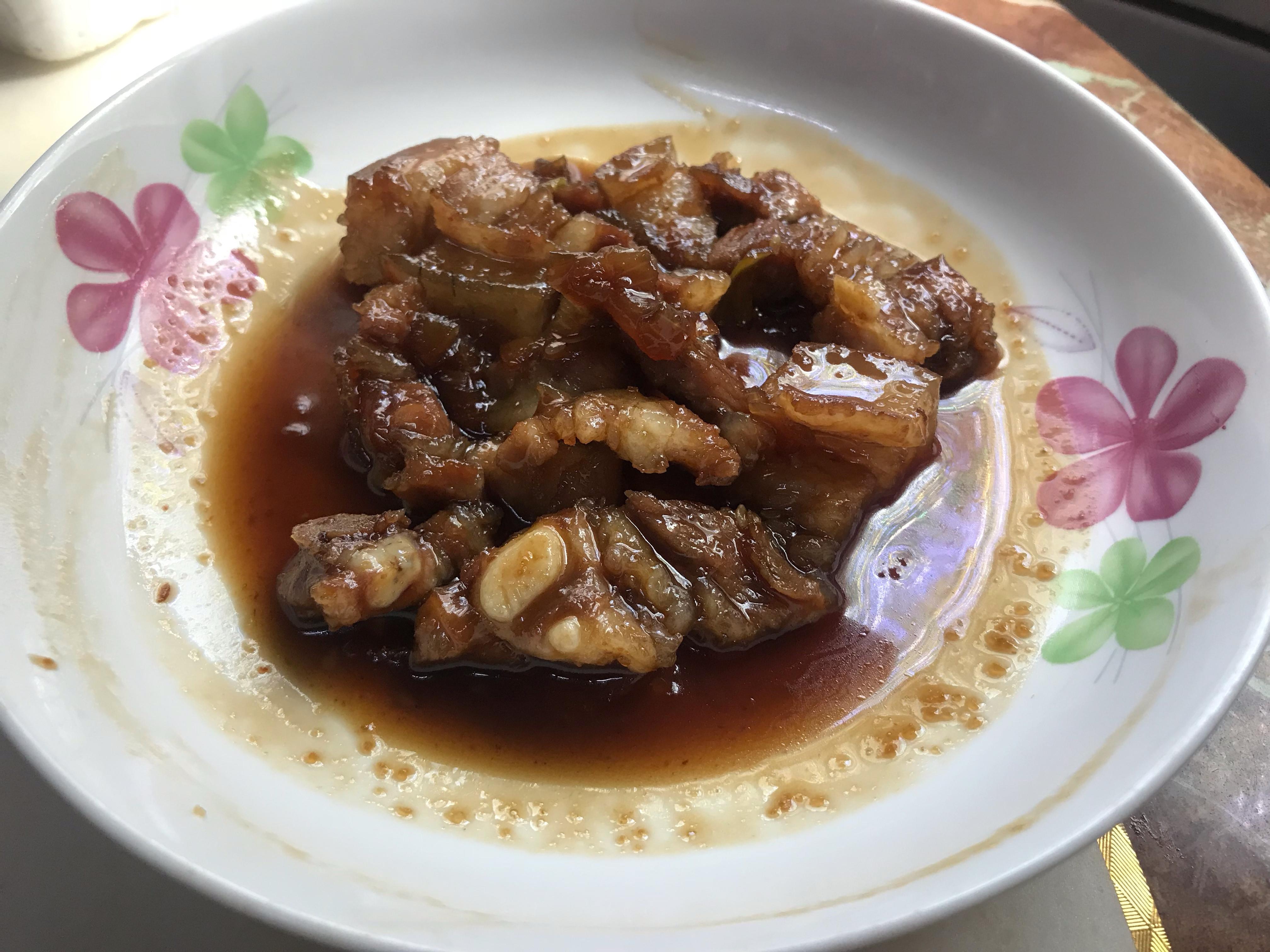 懶人版醬燒豬五花with好市多日式燒肉醬