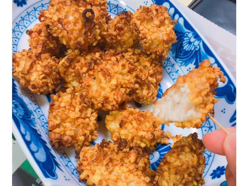 香烤雞胸肉(無骨鹹酥雞)
