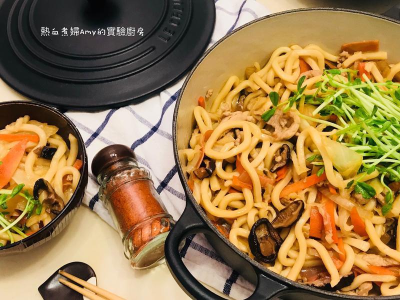 👩🍳日式炒烏龍麵