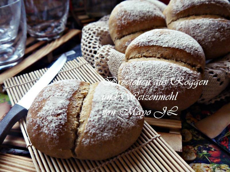 雙麥小麵包