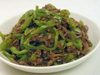 soyaki 青椒牛肉絲