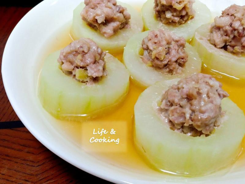 【家常菜】黃瓜鑲肉