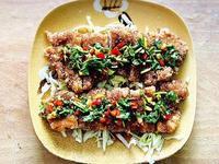 泰式椒麻豬排