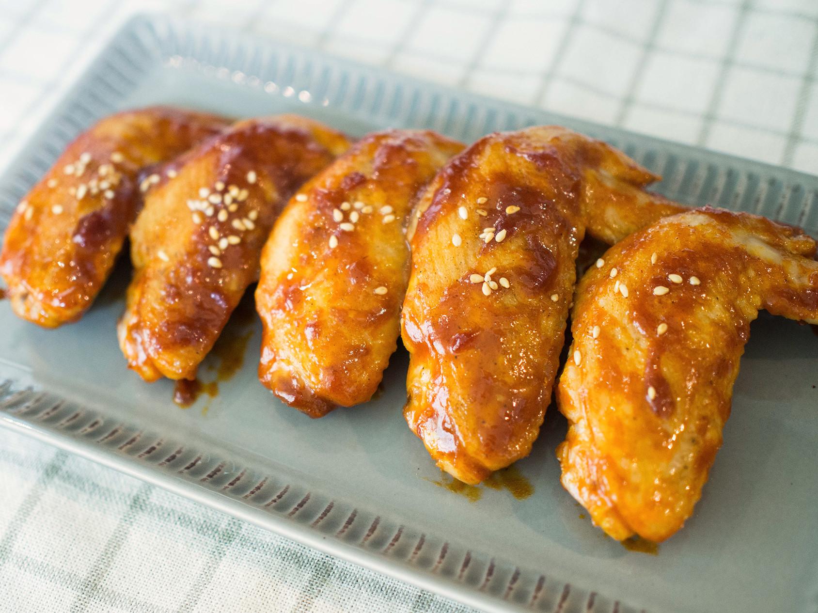 韓式辣炒雞翅