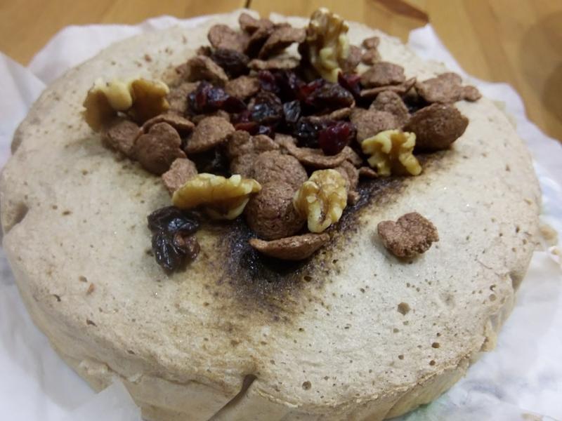 可可香蕉蛋糕(電鍋簡易版)