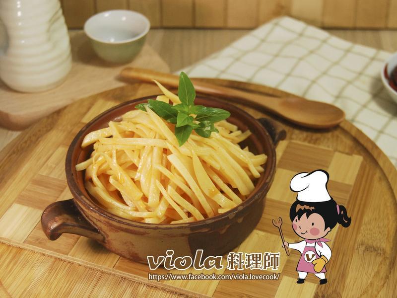 醋溜土豆(馬鈴薯)