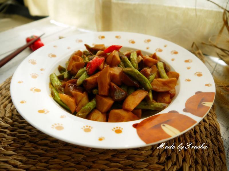 腐乳醬燒杏鮑菇