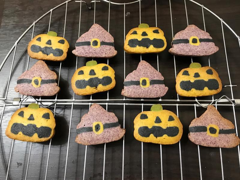 萬聖節造型餅乾