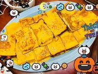萬聖節特輯:厚燒原味南瓜起司煎餅